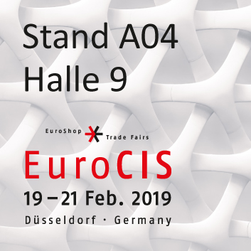 OSP at EuroCIS 19th-21st February 2019: booth A04, hall 9